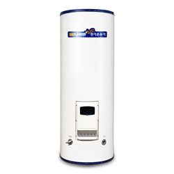 Stainless regular electric water heater